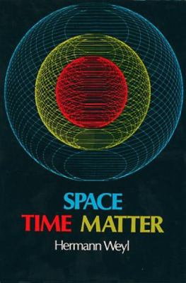 Space, Time, Matter 9780486602677