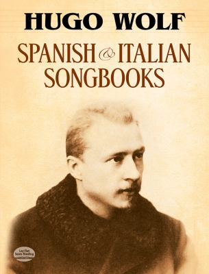 Spanish and Italian Songbooks 9780486261560