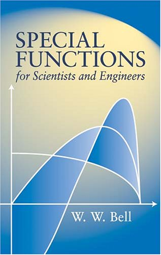 Special Functions for Scientists and Engineers 9780486435213