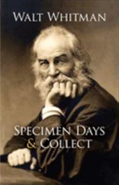 Specimen Days & Collect 1598761