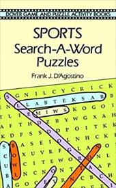 Sports Search-A-Word Puzzles 1599370