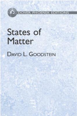 States of Matter 9780486495064