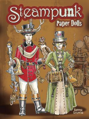 Steampunk Paper Dolls 9780486489483