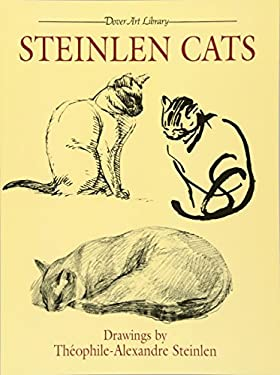 Steinlen Cats 9780486239507