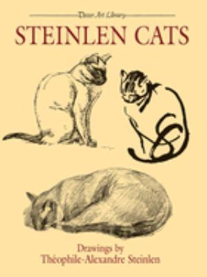 Steinlen Cats 9780486239507