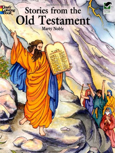 Stories from the Old Testament 9780486413235
