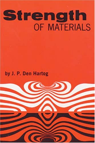 Strength of Materials 9780486607559