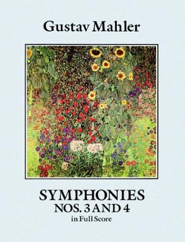 Symphonies Nos. 3 and 4 in Full Score 9780486261669