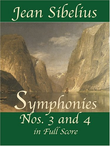 Symphonies Nos. 3 and 4 in Full Score 9780486426686