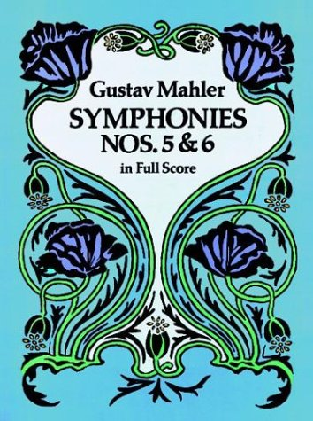 Symphonies Nos. 5 and 6 in Full Score 9780486268880