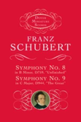 Symphonies Nos. 8 & 9 9780486299235