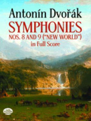 Symphonies Nos. 8 and 9 (
