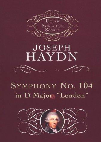 Symphony No. 104 9780486299259