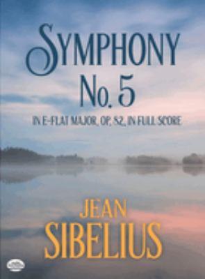 Symphony No. 5 in E-Flat Major, Op. 82, in Full Score 9780486416953