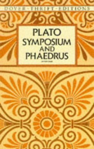 Symposium and Phaedrus 9780486277981