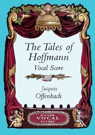 Tales of Hoffmann Vocal Score