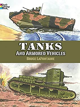 Tanks and Armored Vehicles 9780486413174