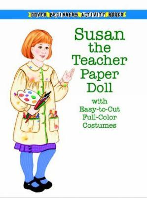 Susan the Teacher Paper Doll 9780486413112
