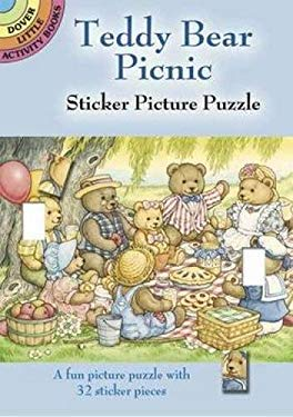 Teddy Bear Picnic Sticker Picture Puzzle 9780486441191