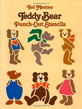 Teddy Bear Punch-Out Stencils 9780486248325