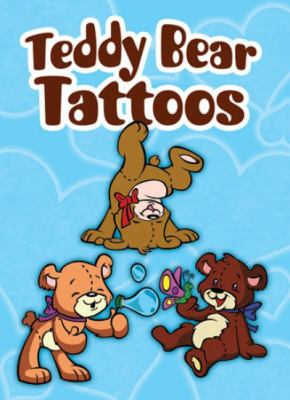 Teddy Bear Tattoos [With Tattoos] 9780486473284