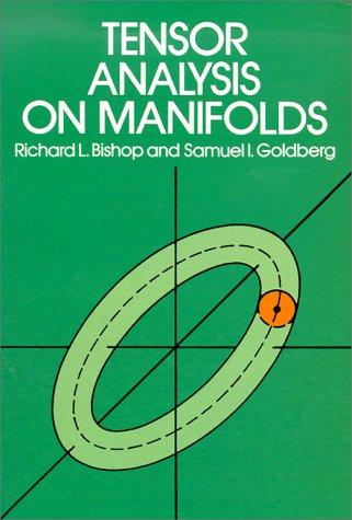 Tensor Analysis on Manifolds 9780486640396