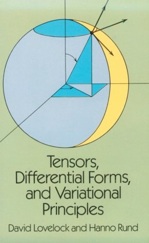 Tensors, Differential Forms, and Variational Principles 9780486658407