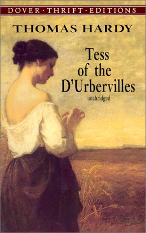 Tess of the D'Urbervilles 9780486415895