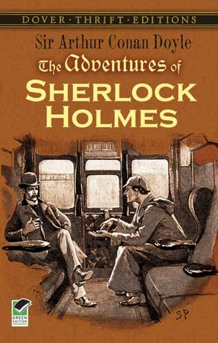 The Adventures of Sherlock Holmes 9780486474915