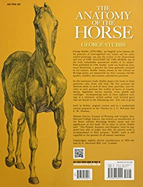 The Anatomy of the Horse 9780486234021