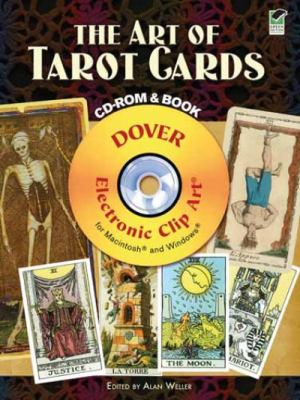 The Art of Tarot Cards [With CDROM] 9780486990859