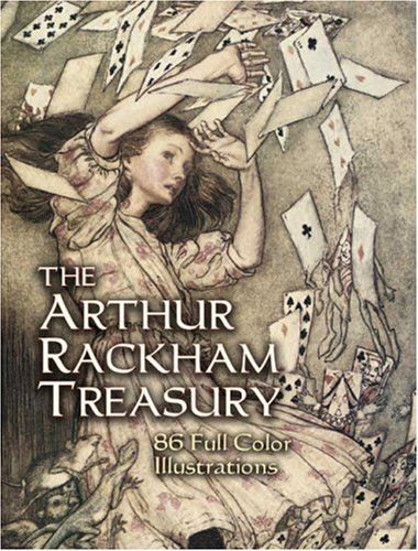 The Arthur Rackham Treasury: 86 Full-Color Illustrations 9780486446851