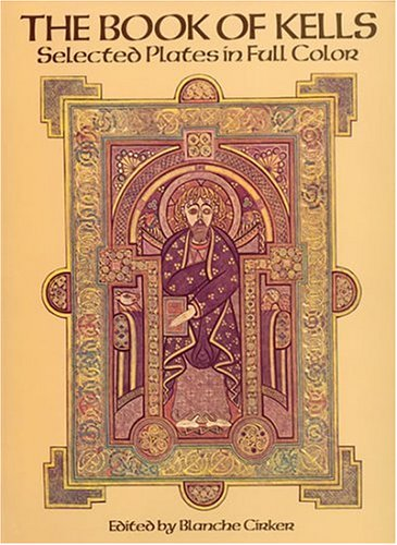 The Book of Kells 9780486243450