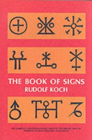 The Book of Signs 9780486201627