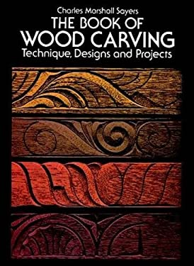 The Book of Wood Carving 9780486236544