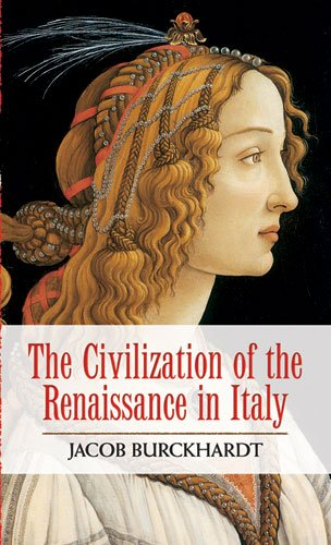 The Civilization of the Renaissance in Italy 9780486475974