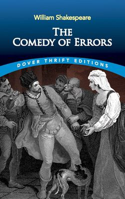 The Comedy of Errors 9780486424613