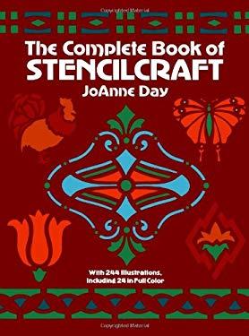 The Complete Book of Stencilcraft 9780486253725