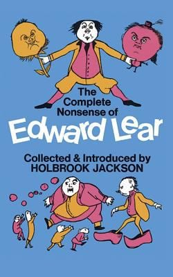 The Complete Nonsense of Edward Lear 9780486201672