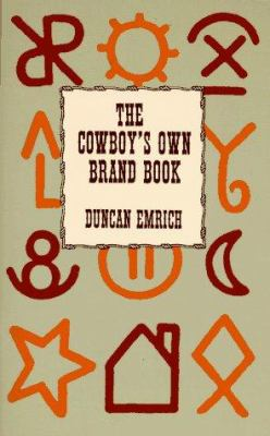 The Cowboy's Own Brand Book 9780486288062