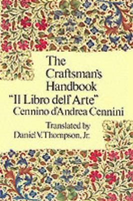 The Craftsman's Handbook 9780486200545