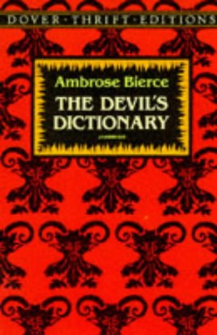 The Devil's Dictionary 9780486275420