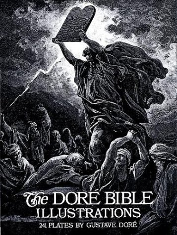 The Dore Bible Illustrations 9780486230047
