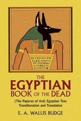 The Egyptian Book of the Dead 9780486218663