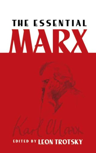 The Essential Marx 9780486451169