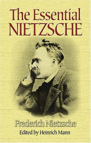 The Essential Nietzsche 9780486451176