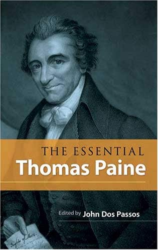 The Essential Thomas Paine 9780486466002