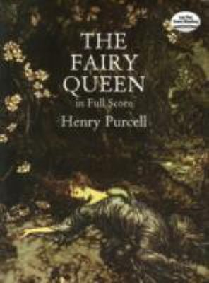 The Fairy Queen in Full Score