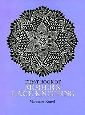 First Book of Modern Lace Knitting First Book of Modern Lace Knitting 9780486229041