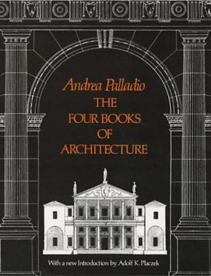 The Four Books of Architecture 9780486213088